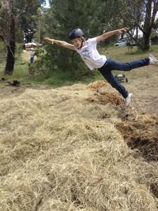 Bush Boards - flying leap