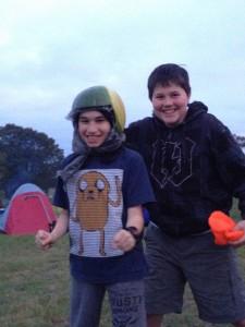 The melon helmet - take 2